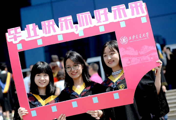 China expected to have 8.74 mln college graduates in 2020: ministry