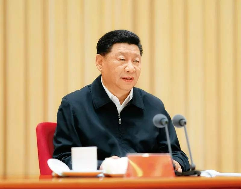 Xi speaks at symposium soliciting opinions on CPC draft decision from non-CPC personages