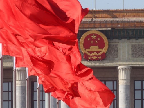 China solicits public opinions on six draft laws