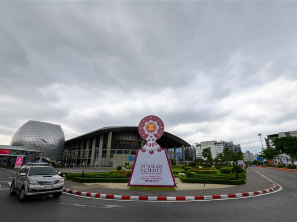 Preparations underway for 35th ASEAN summit, related summits in Bangkok