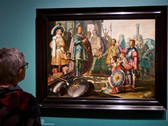 """Exhibition of """"Young Rembrandt - Rising Star"""" to be held in Netherlands"""
