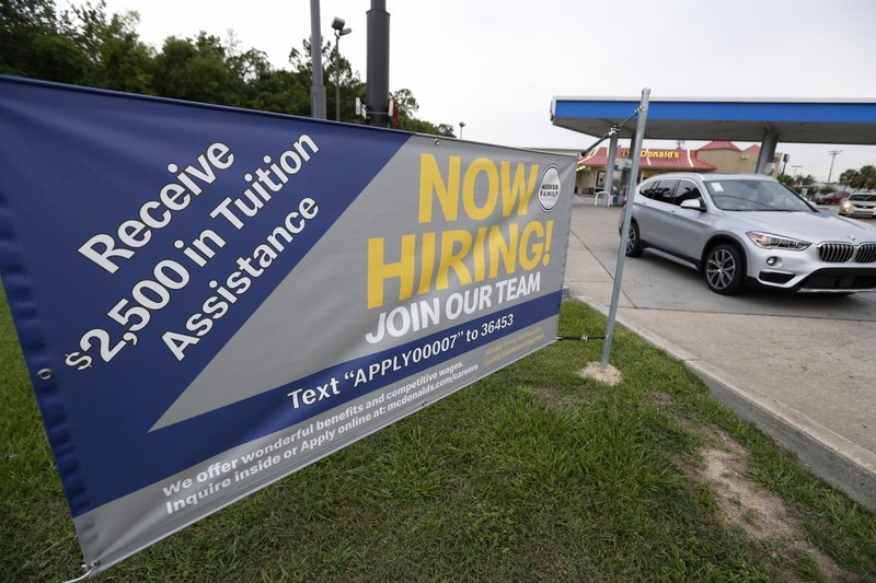 US adds 128,000 jobs in October, jobless rate rises to 3.6% amid GM strike