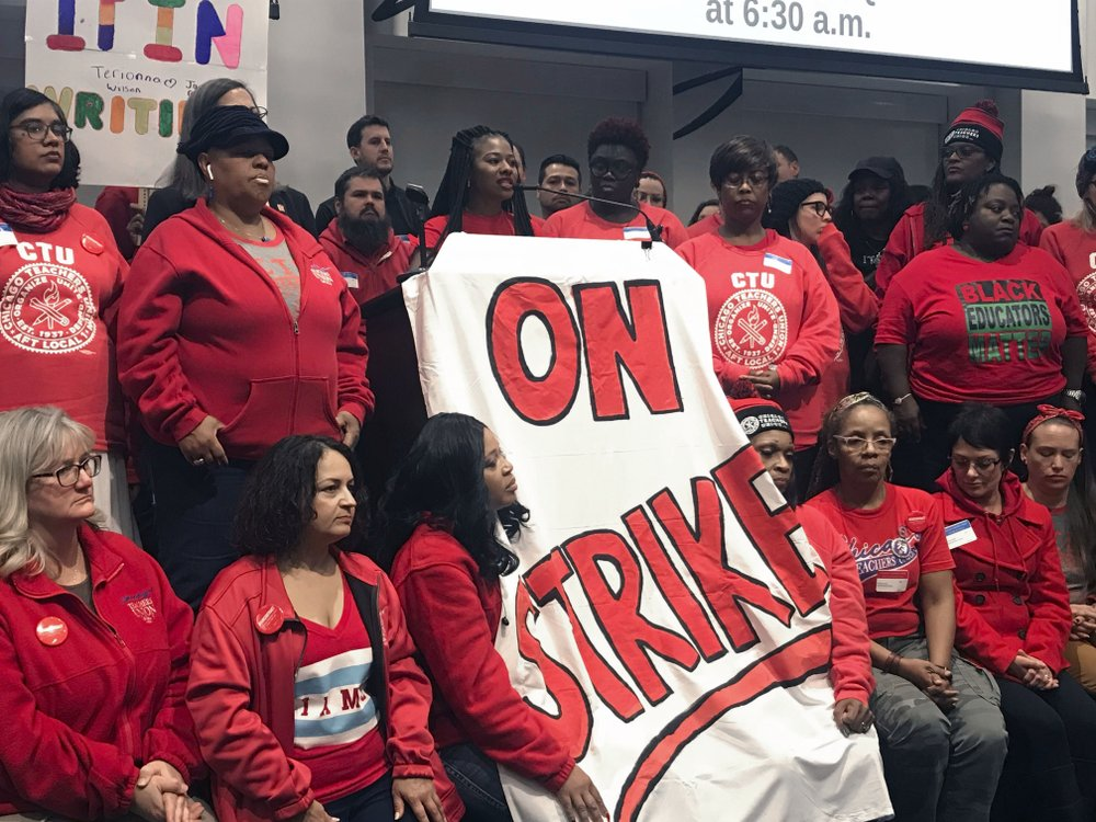 Chicago teachers strike ends, classes to resume