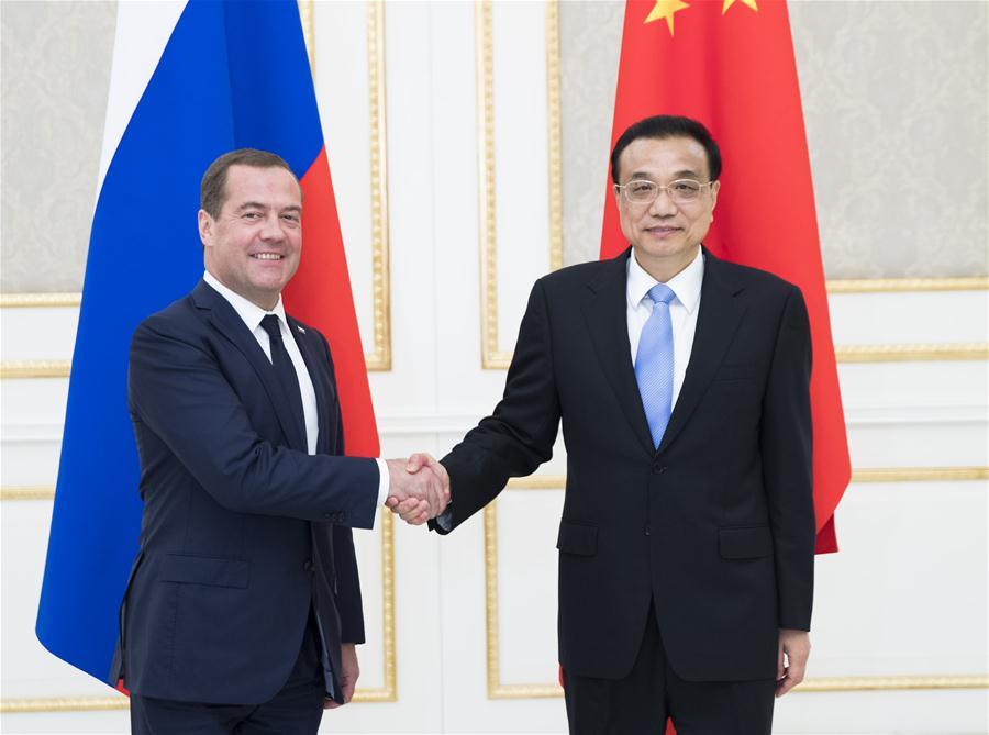 Premier Li urges China, Russia to enhance cooperation on SCO