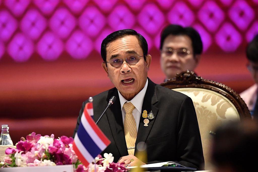 Thai PM pushes for ASEAN 4.0 regional digital connectivity