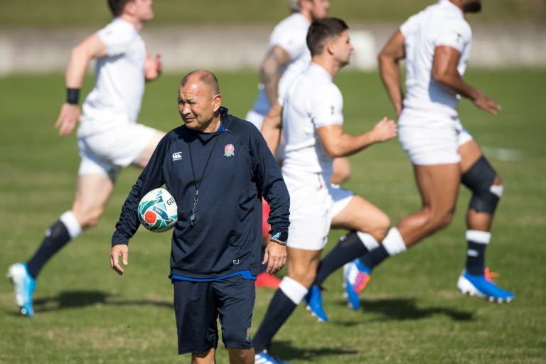 England face daunting task in World Cup final against Springboks
