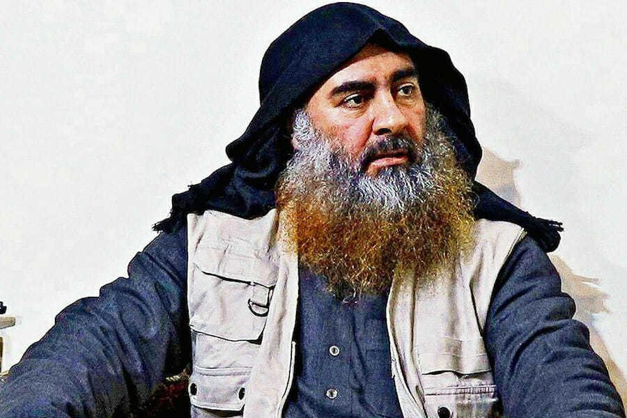 Al-Baghdadi's death no end to IS as long US intervention persists in Mideast