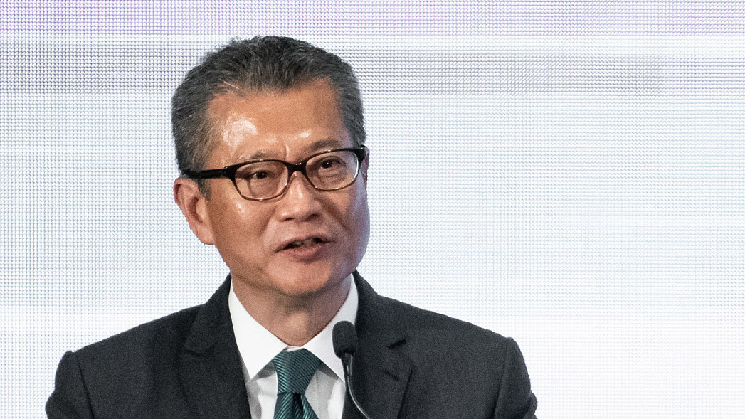 'We are in the process of restoring law and order' - Hong Kong financial secretary