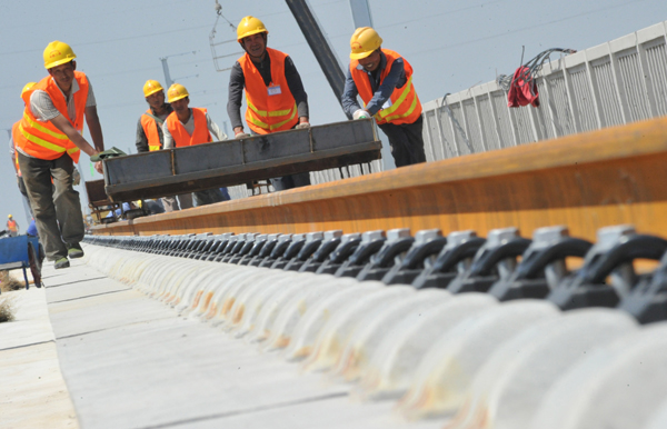 China's cement industry sees revenue, profit growth in first three quarters