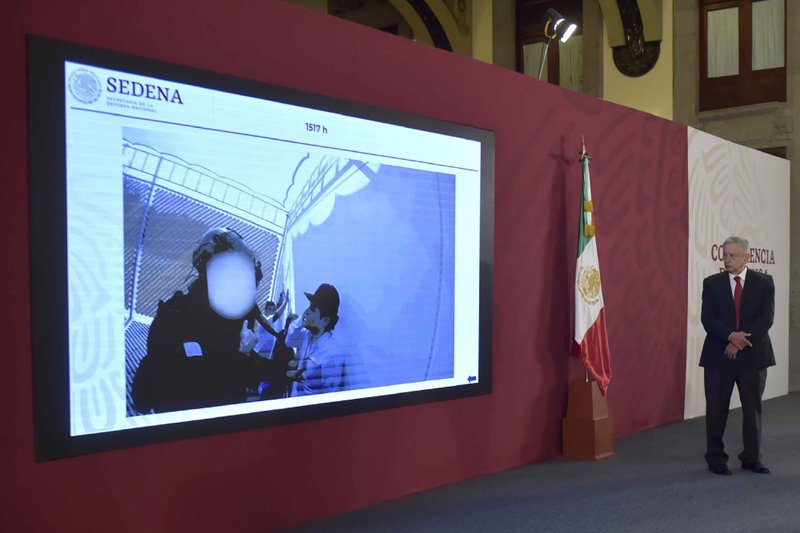 Failed mission raises doubts about Mexican security strategy