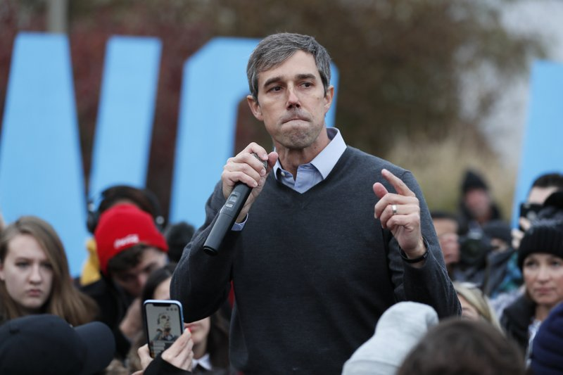 Former US congressman Beto O'Rourke drops out of presidential race