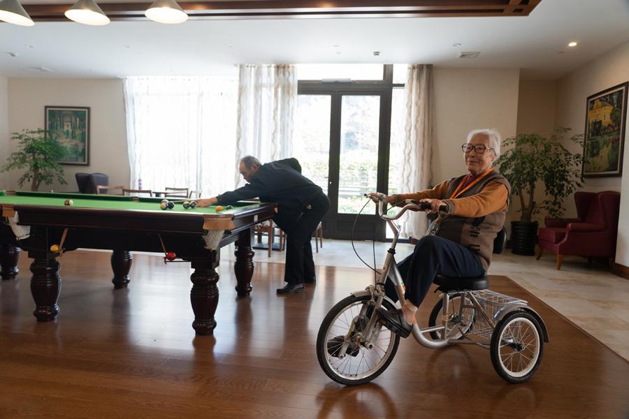 Govt plans to improve services for senior care