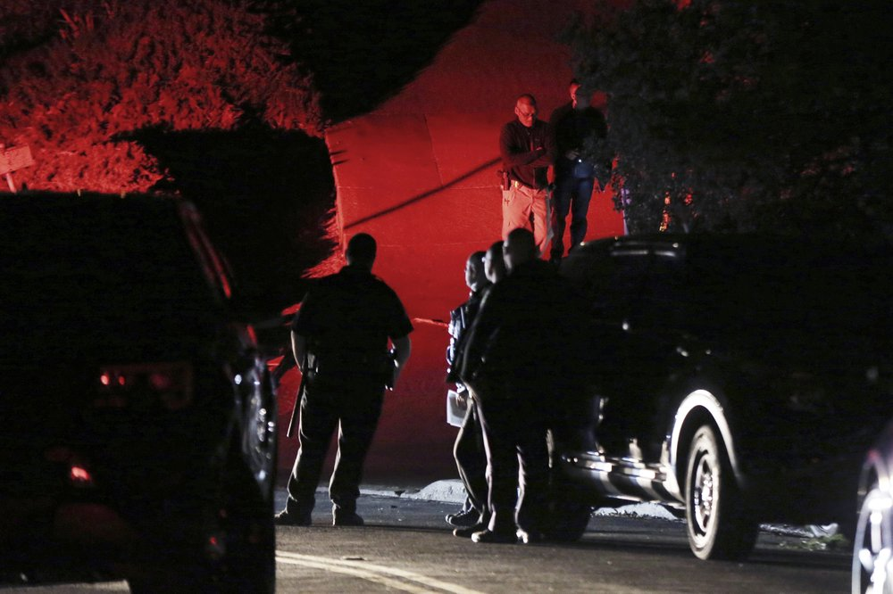 No arrests after California Halloween shooting kills 5