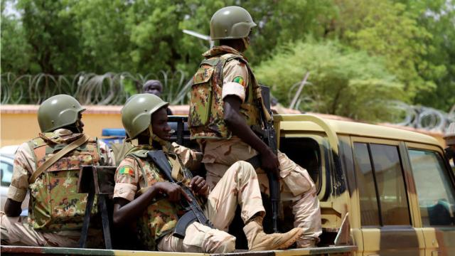 53 soldiers killed in attack on Mali military post