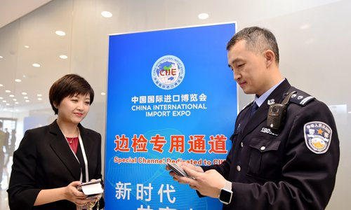 Shanghai airport working round-the-clock for smooth entry of CIIE delegation