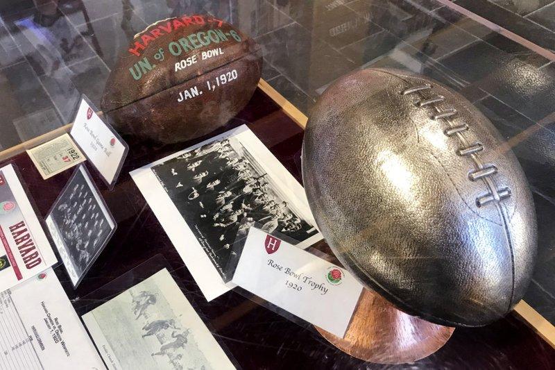 100 years later, Harvard's Rose Bowl win still surprises