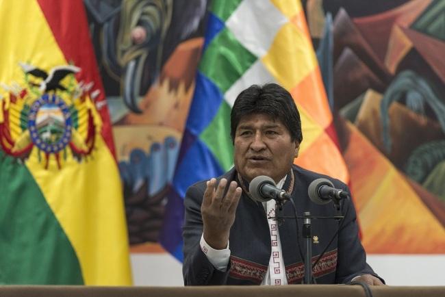 Bolivia election audit chief makes surprise resignation