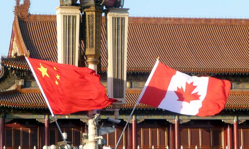 New Chinese ambassador presents credentials to Canadian governor general