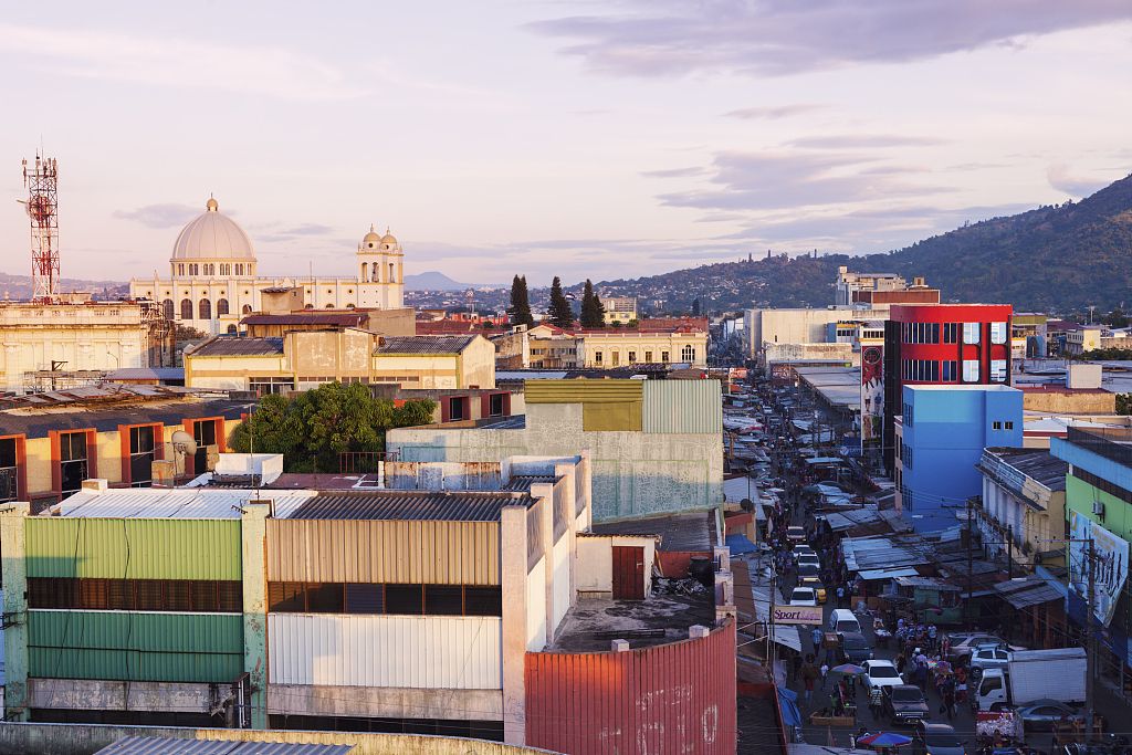 El Salvador orders expulsion of all Venezuelan diplomats