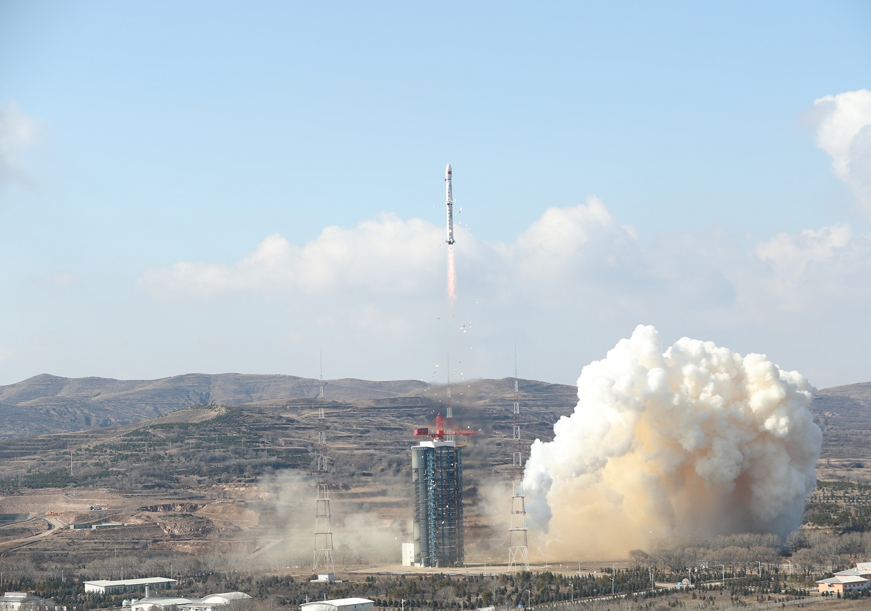 China launches the Gaofen-7 observation satellite
