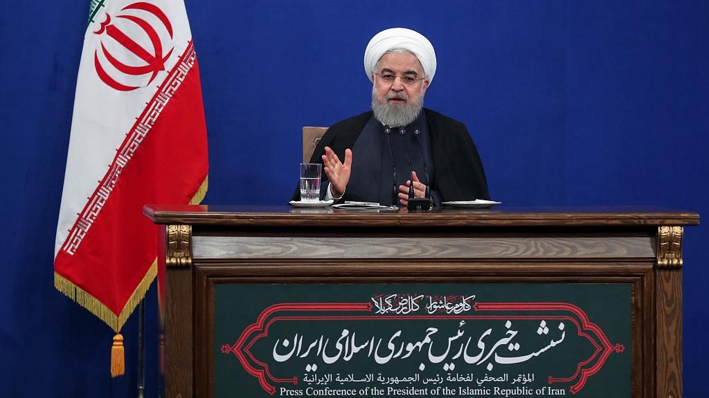 Iran's Khamenei renews ban on talks with US