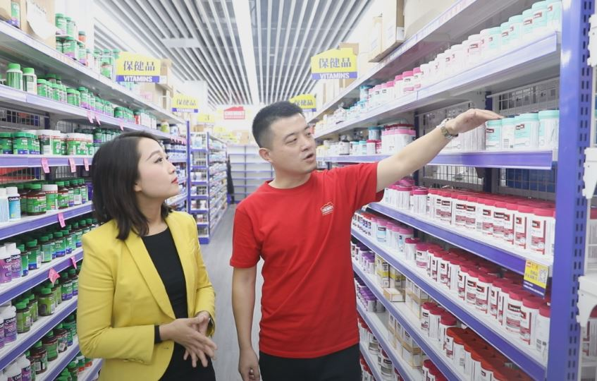 Australia's largest pharmacy opens 1st physical store in China