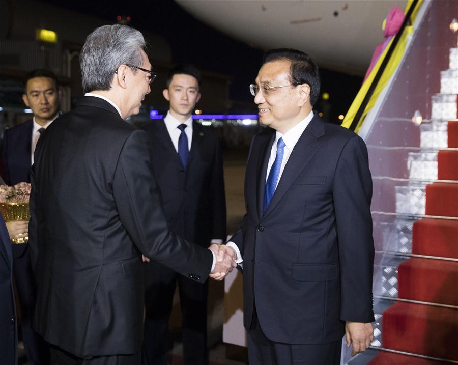 Chinese Premier Li hails multilateralism before East Asia meetings
