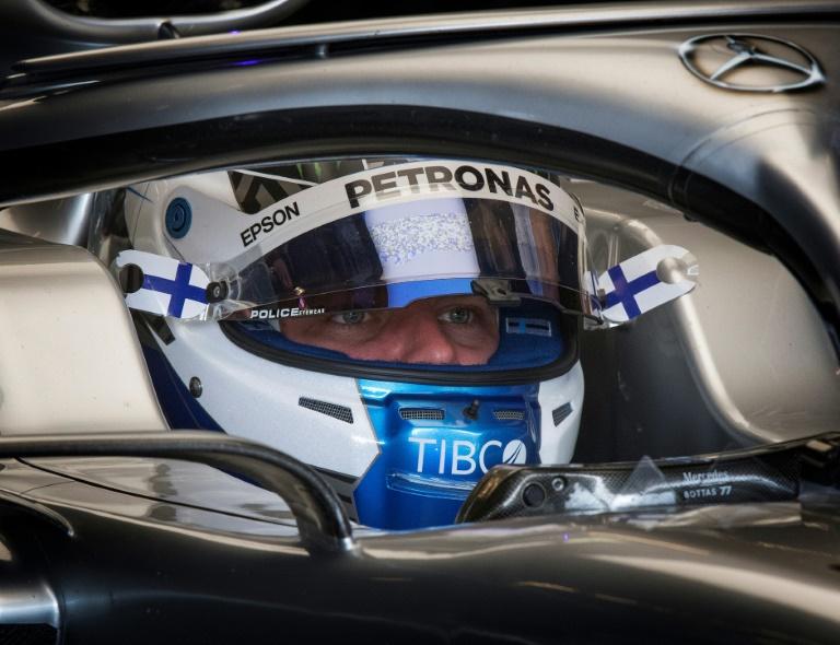 Bottas on pole at US Grand Prix, Hamilton starts in fifth
