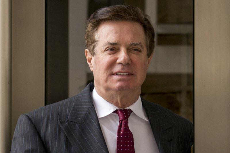 Mueller documents: Manafort pushed Ukraine hack theory