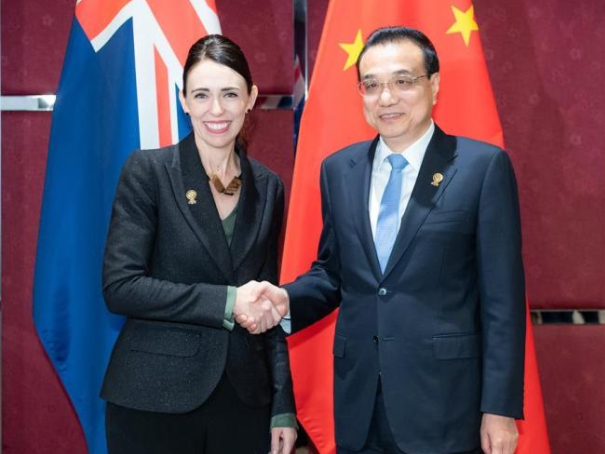 China, New Zealand welcome conclusion of FTA upgrade negotiations