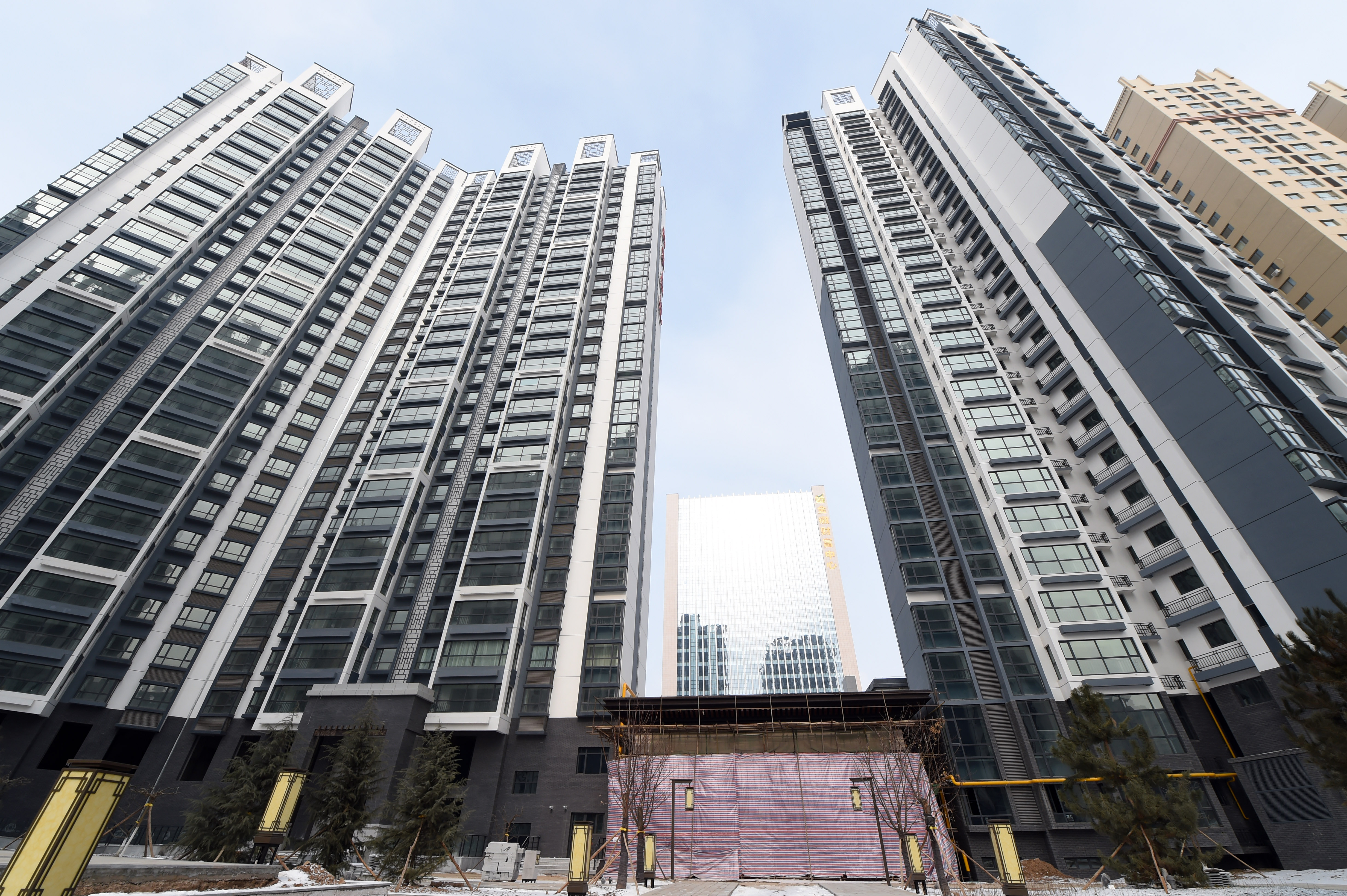 China's resident home purchase leverage down in Q3