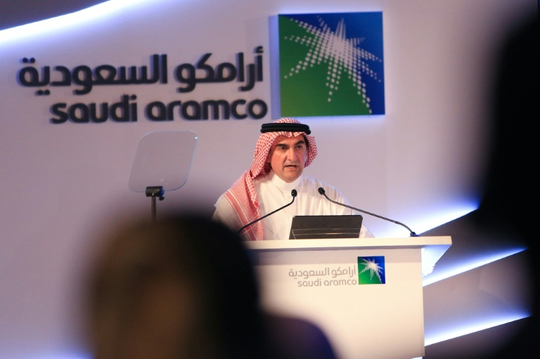 Saudi oil giant Aramco heads for record-setting market debut