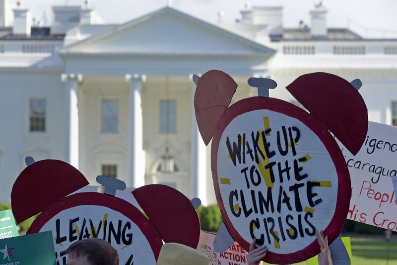 Trump now has opening to pull US out of Paris climate pact