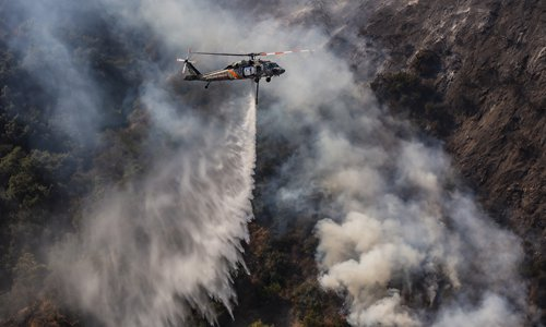 US grounds drones that can help fight California fires