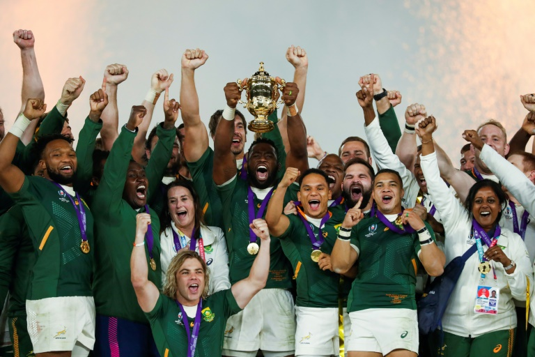 Typhoons and tries: Rugby World Cup talking points