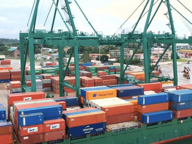 Chinese efficiency revitalizes major port in Brunei