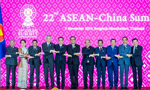 ASEAN envoys seek to finalize massive free trade pact deal