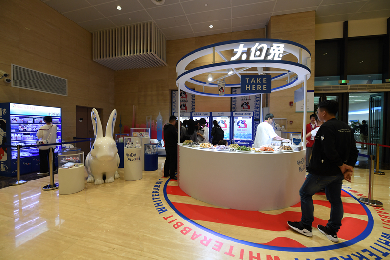 Over 5,000 representatives from Shaanxi attend Import Expo