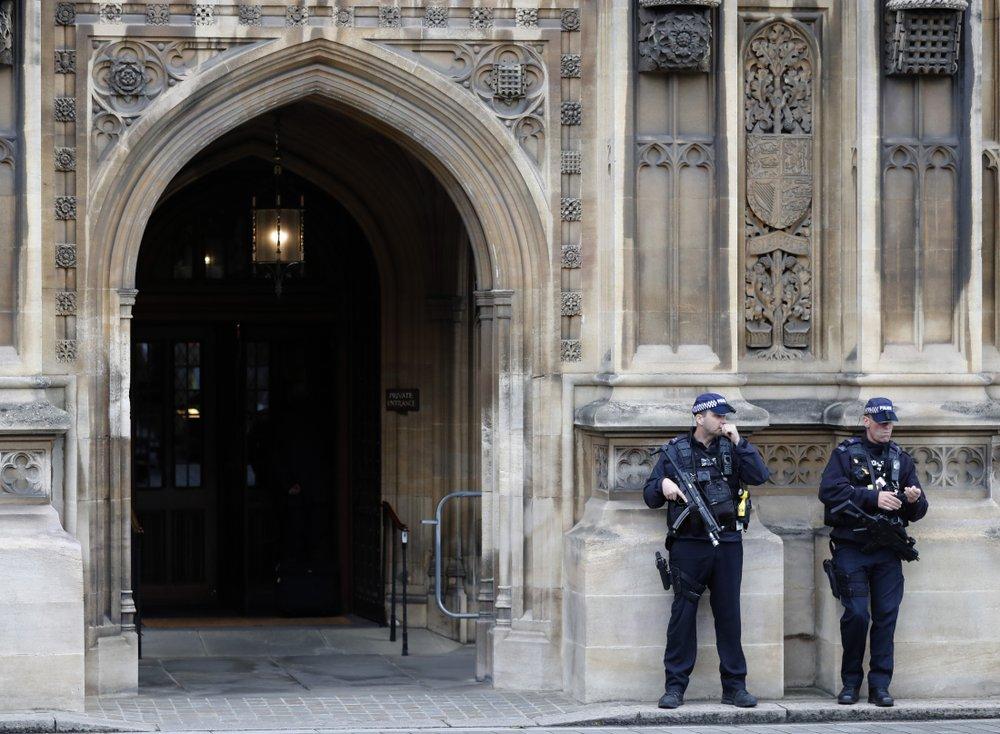 Lindsay Hoyle elected speaker of UK House of Commons