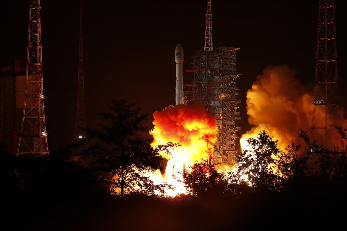 China launches new BeiDou satellite