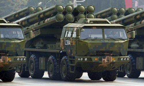 New rocket launcher shows versatility, superiority: report