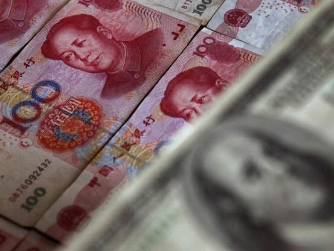 Chinese yuan strengthens to 7.0080 against USD Wednesday