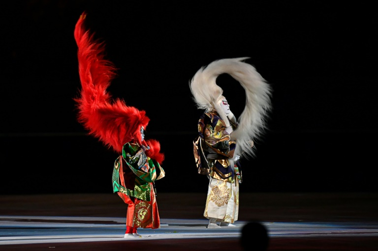 Japan's kabuki harnesses the Force for Star Wars performance