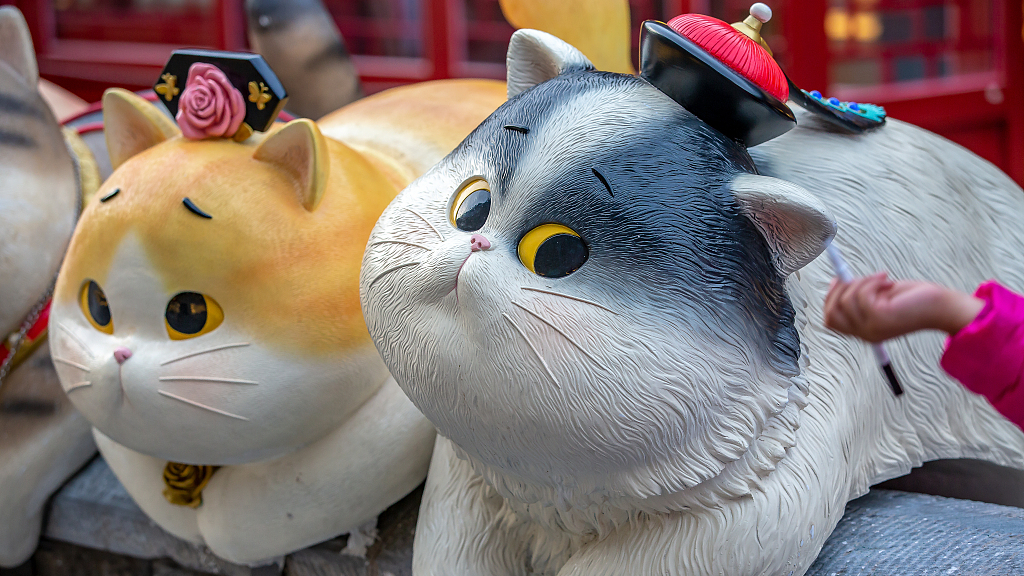 'The Royal Cat Family' to debut in the Forbidden City in December
