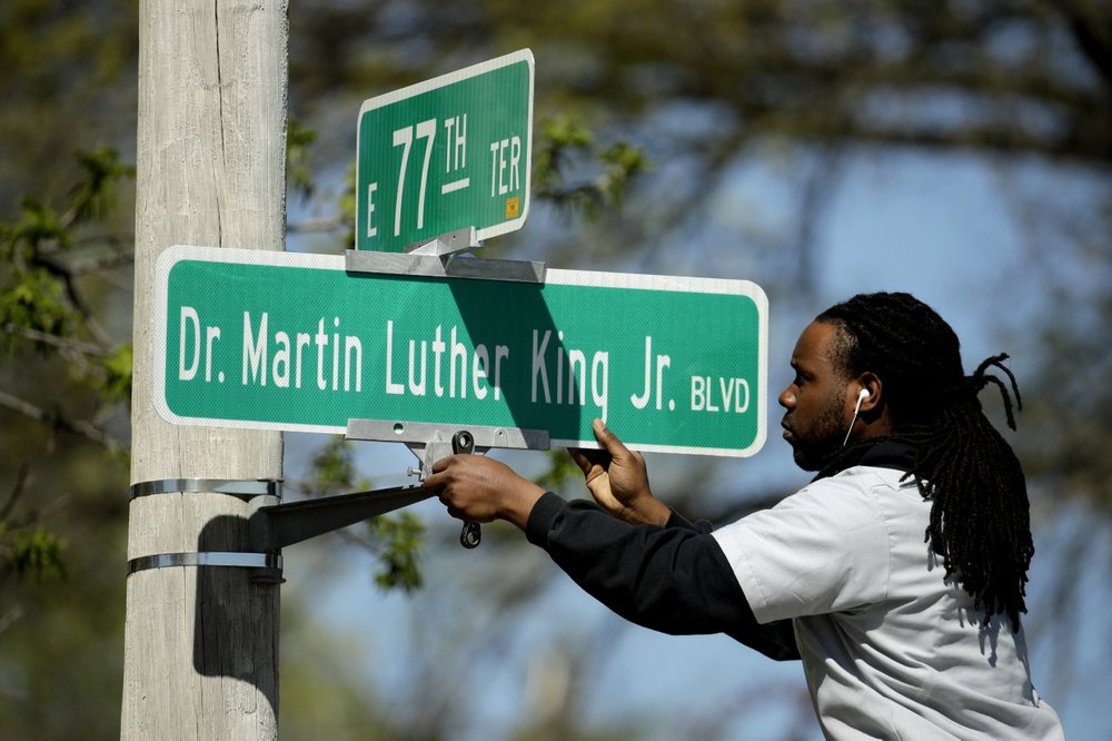 Kansas City to vote on removing King's name from street