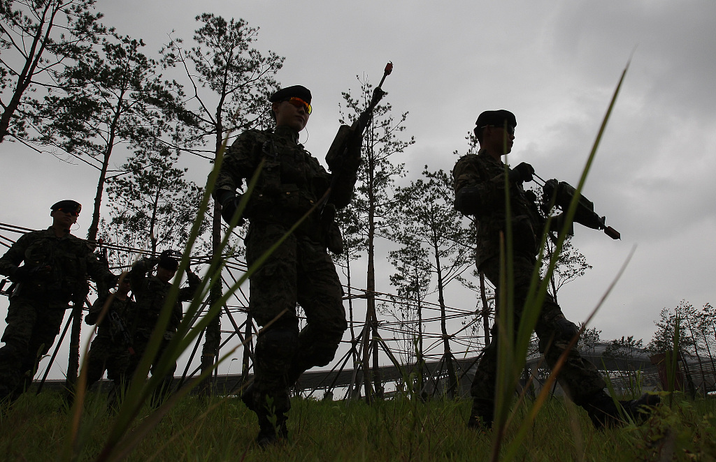 S.Korea to reduce number of troops to 500,000 by 2022