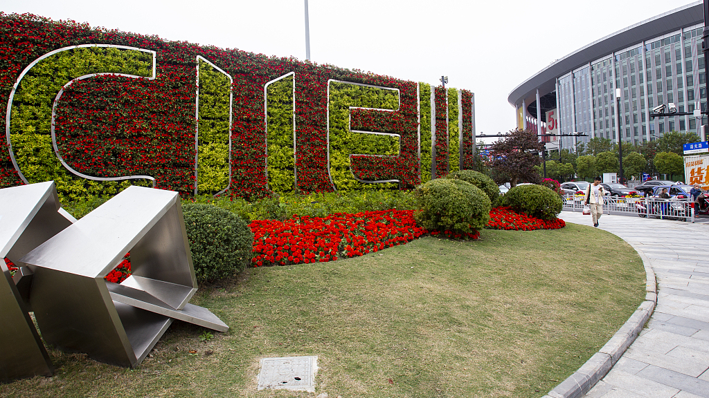 China reaches new stage of development with CIIE