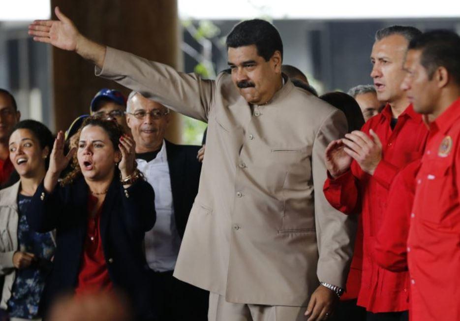 US sanctions 5 Venezuelan officials
