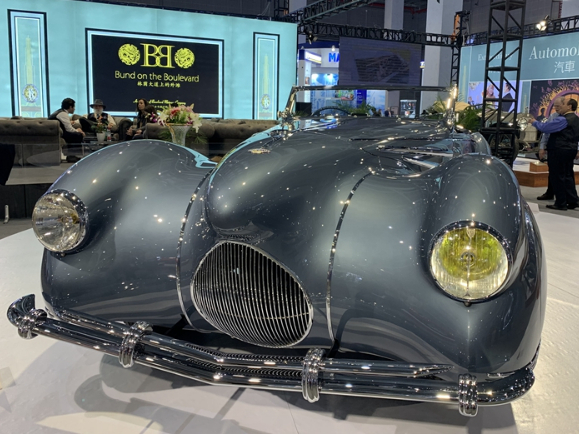 US antique car dealer vying for Chinese market at CIIE