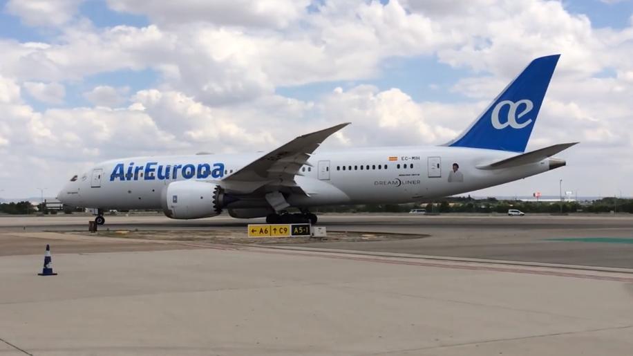 'Suspicious situation' at Schiphol Airport plane false alarm: Air Europa
